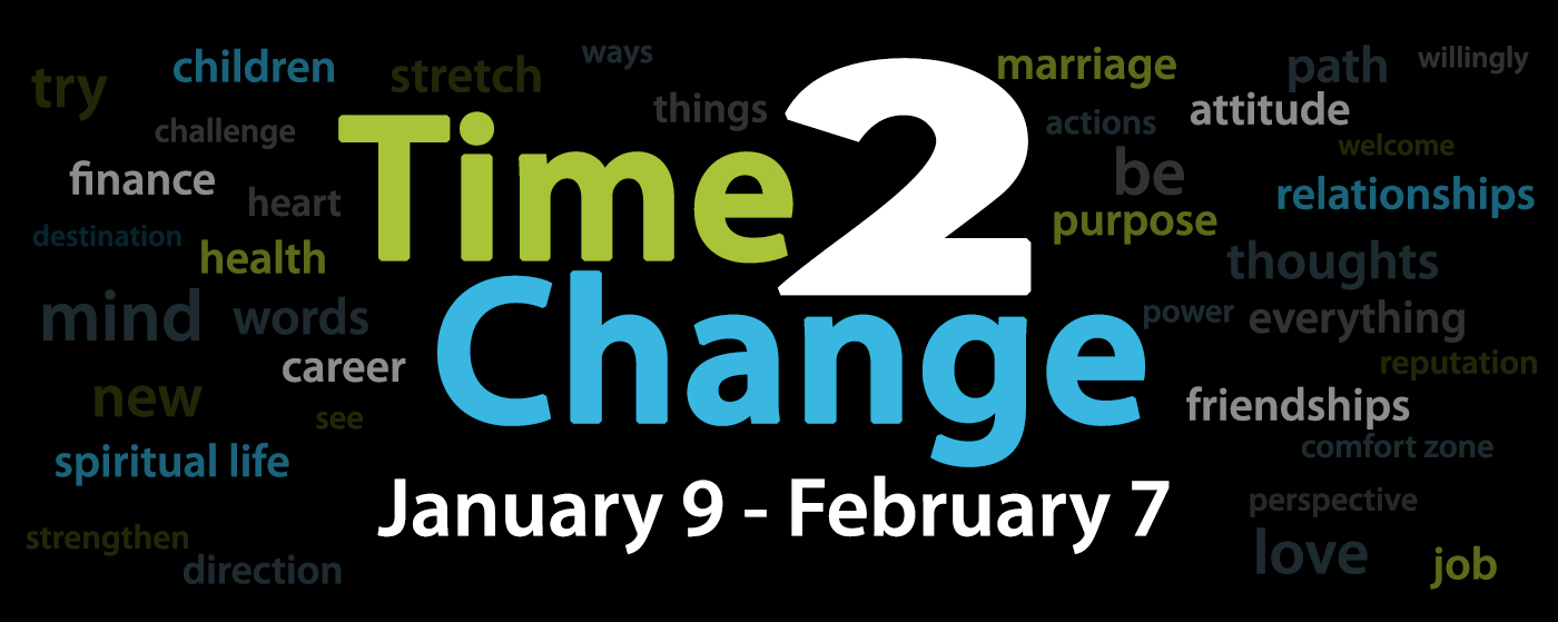 Time2Change Week 1